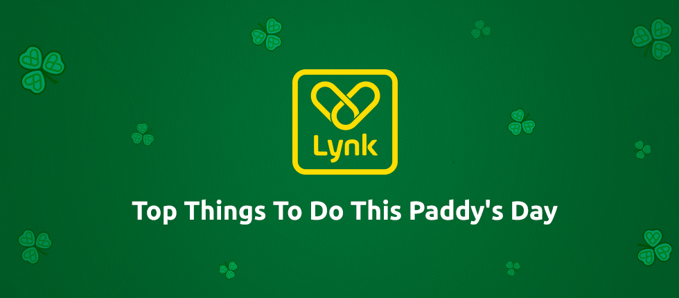 link things to do this Paddy's day