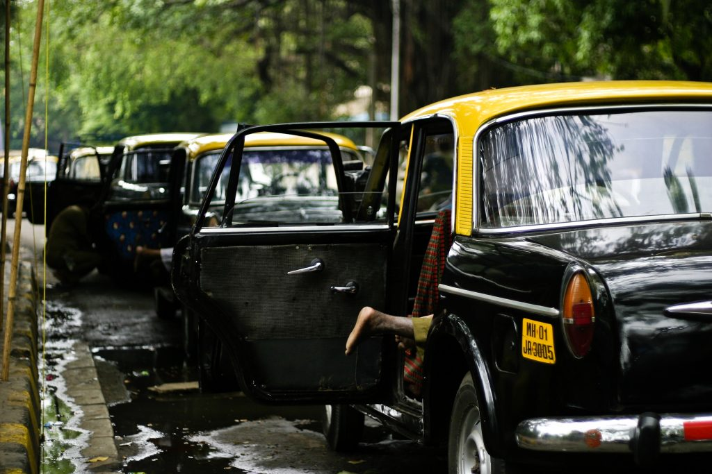 taxis around the world