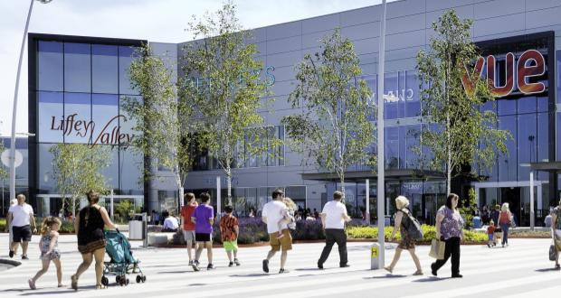 liffey valley shopping centre